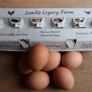 Pullet Eggs (smalls)